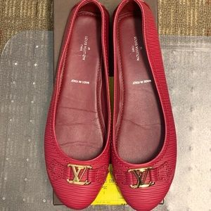 Louis Vuitton Ballerina Flats